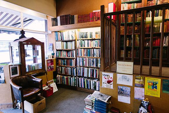 tombland bookshop indoors