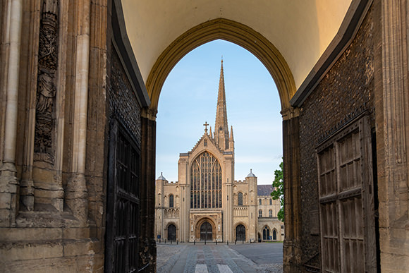 Norwich Cathedral c Bill Smith Norwich Cathedral