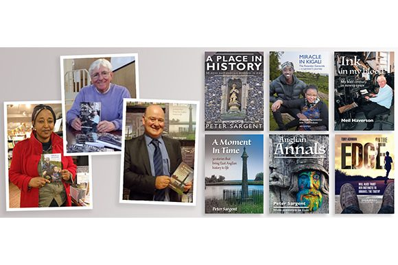 paul dickson books publisher in cathedral quarter norwich