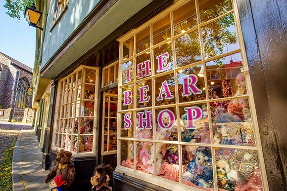 the bear shop norfolk